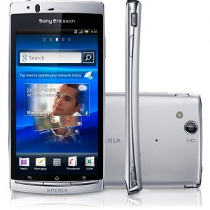 Smartphone Sony Ericsson Xperia arc S 1.4GHz 3G Android 2.3 Wi-Fi Câm 8MP GPS 16GB - Desbloqueado Tim